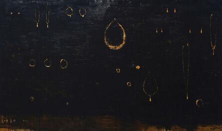 Piero Pizzi Cannella, 'L'Oro', 2007