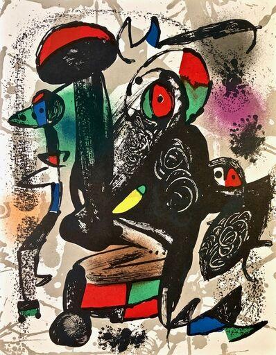 Joan Miró, 'Lithographie Originale III', 1981
