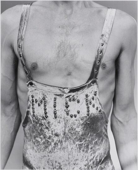 Herb Ritts, 'Mick Jagger, London', 1987