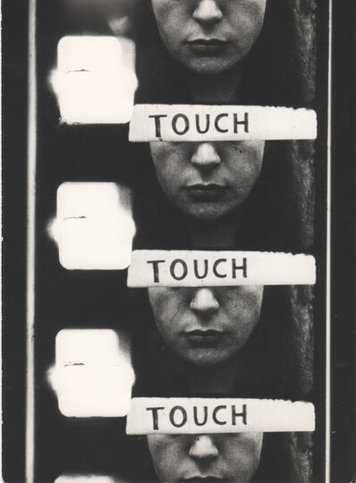Ewa Partum, 'Tautological Cinema', 1973-1974