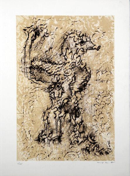 Max Ernst, 'Pour un poème de Jean Cassou', 1967