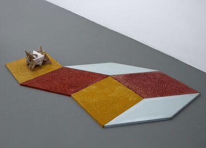 Mariana Castillo Deball, 'Xipe Octahedron', 2017