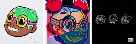 Hebru Brantley, 'Editions (Deluxe Version) (Smile Print)', 2021