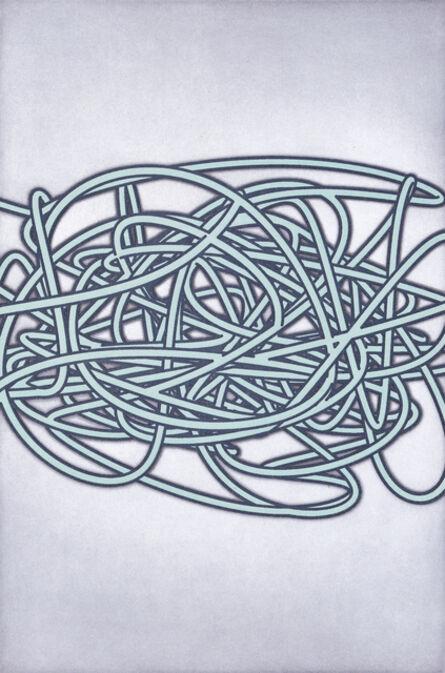 Alyson Shotz, 'Knot Theory (purple)', 2019