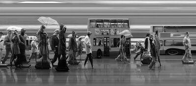 Adam Magyar, 'Urban Flow #1075  (London, 2008)', 2008