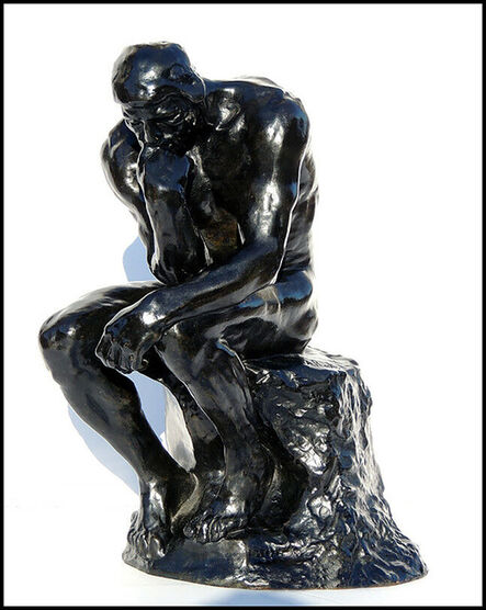 Auguste Rodin, 'Le Grand Penseur (The Thinker)', 1998