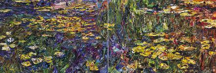 Vik Muniz, 'Nympheas, after Claude Monet (Pictures of Magazines 2)', 2013
