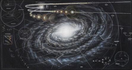 Casey Cripe, 'Galaxy (v.1.1)', 2015