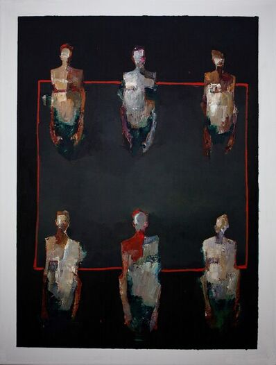 Danny McCaw, 'Tethered', 2021