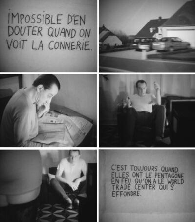 Pol Pierart, 'Film N°18', 2001