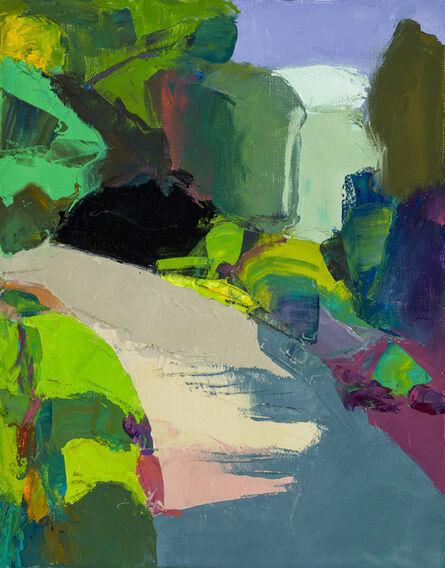Rick Fox, 'Road to Black Mountain, Jackson, NH', 2021