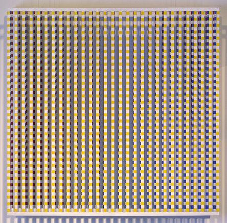 John Goodyear, 'Red, Yellow, Blue Construction', 1978