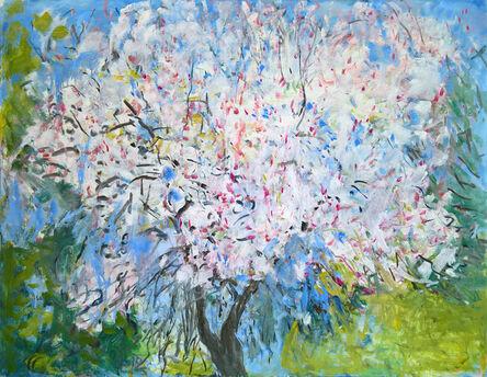 Brigitte Chombart de Lauwe, 'Spring Blossom', 2017