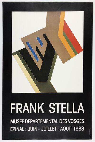 Frank Stella, 'Musee des Vosges 1983', 1983