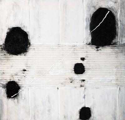 Park Yungnam, 'Landscape Against the Blue Sky', 2009