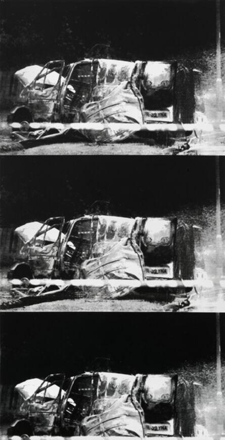 Gavin Turk, 'Triple Transit Disaster', 2011