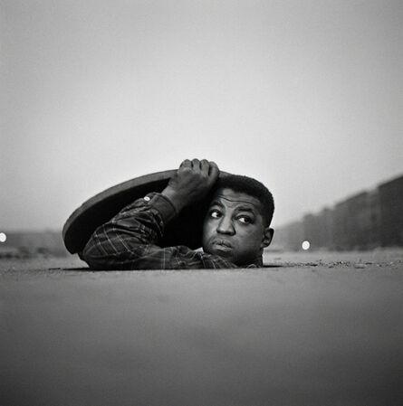 Gordon Parks, 'The Invisible Man, Harlem, New York (32.005)', 1952