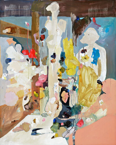Karen Black, 'The spiral', 2015