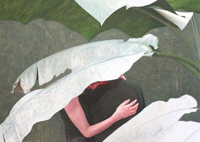 Alex Roulette, 'Leaves Close'