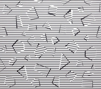 Esther Stocker, 'Untitled', 2016