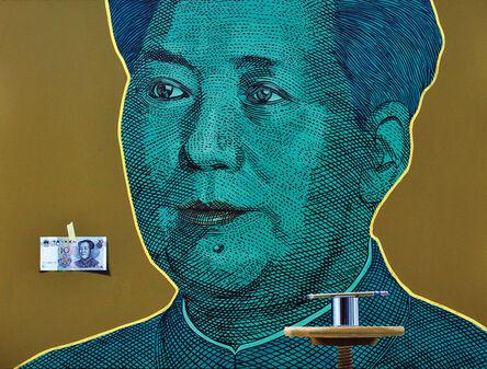 Gordon Lee, 'Portrait of a Cloistered Mao', 2012