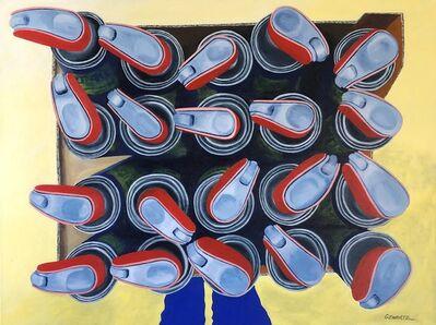 Bennett Gewirtz, 'Looking Down ON WD', 2020