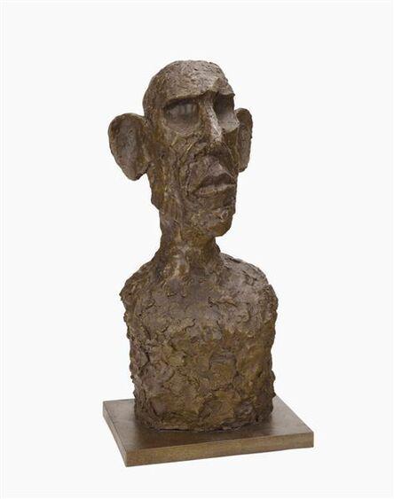 Pat Oliphant, 'Obama: An Easter Island Figure, 10/10', 2009