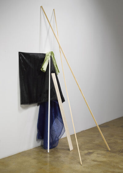 Richard Tuttle, 'Looking for the Map 9'