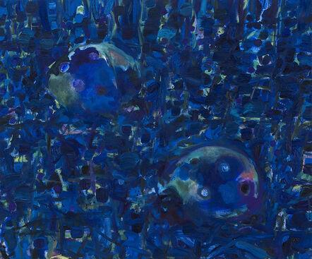 Benjamin Klein, 'Bleu Nuit', 2014