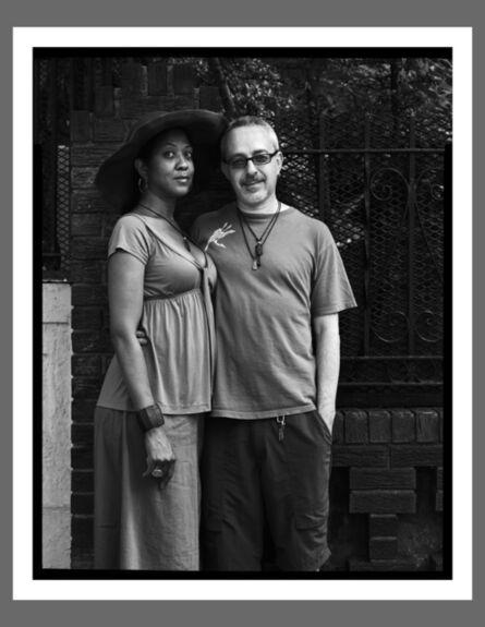 Robert Kalman, 'Tracy & Floyd, New York City'
