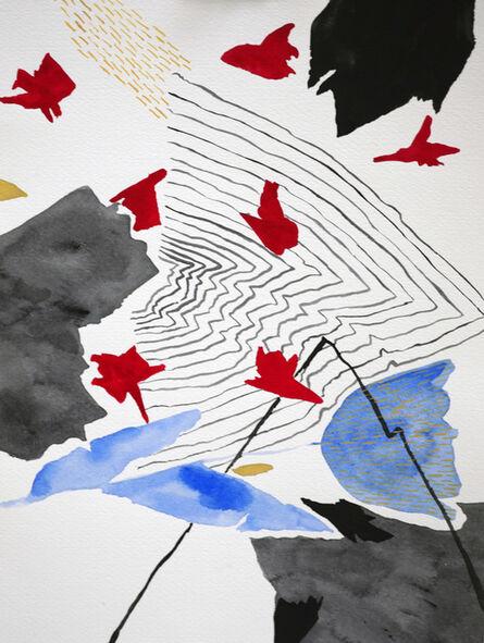 JELENA BANDO, 'The Abstract', 2016