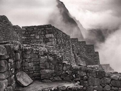 Lee Backer, 'Ruin and Mountain'