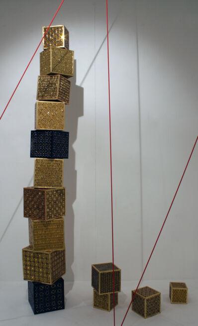 Dusciana Bravura, 'Totem Cubes'