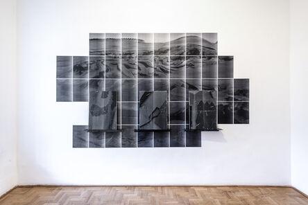 Mark Fridvalszki, 'Hagere Geometrie-05', 2016