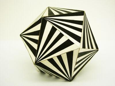 Károly Hopp-Halász, 'Icosahedron', 1972