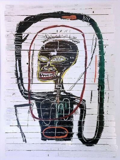 Jean-Michel Basquiat, 'Flexible', 1984/2006