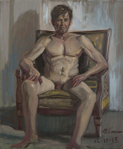 Mark Ross, 'Untitled (Dwight in Arm Chair)', 2015