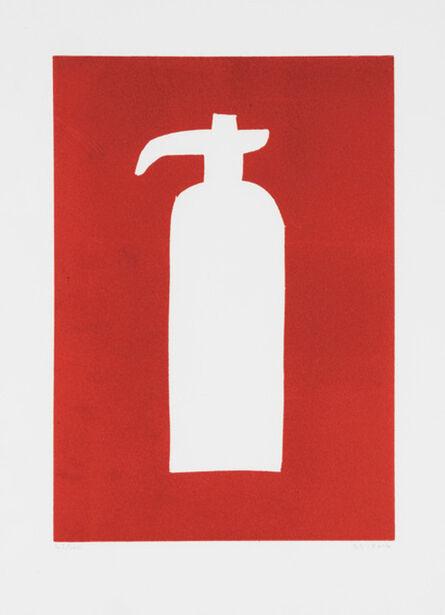 David Shrigley, 'Fire Hydrant', 2014