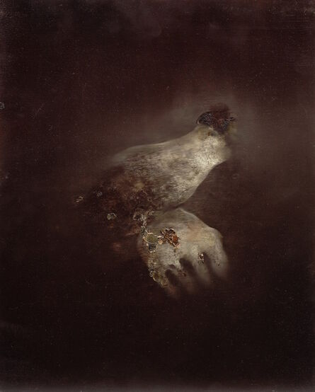 Magnus Thorén, 'Hands Folding', 2015
