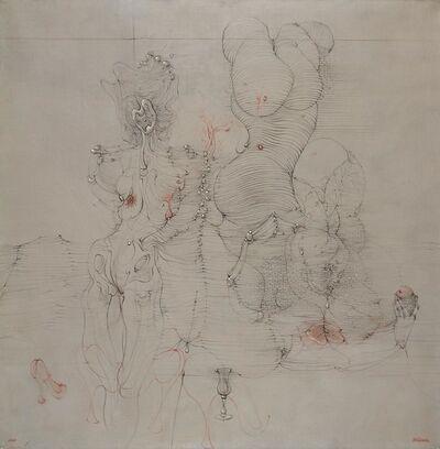 "Hans Bellmer, 'Talon Aiguille [""Stiletto""]', 1958"