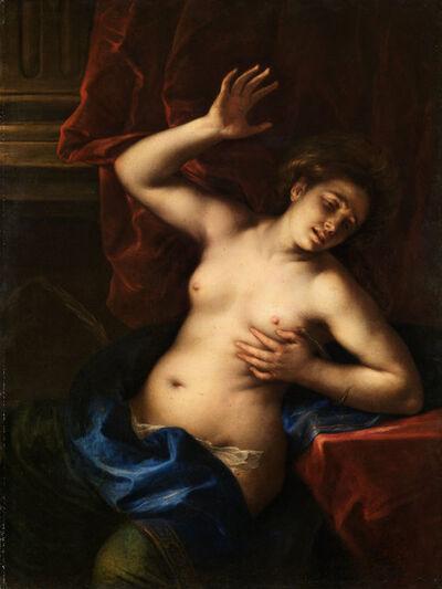 Francesco del Cairo, 'Death of Cleopatra ', 1645-1650