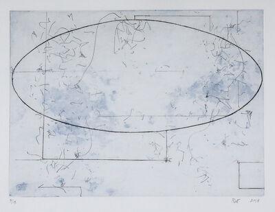 Robert C. Jones, 'Untitled (blue)', 2018