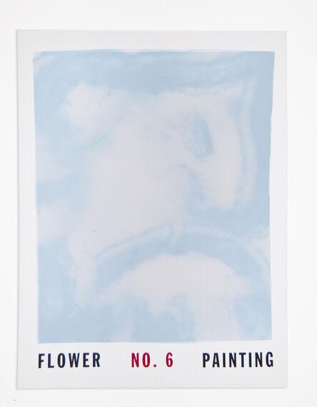Cali Thornhill Dewitt, 'A Flower No.6 Painting', 2020