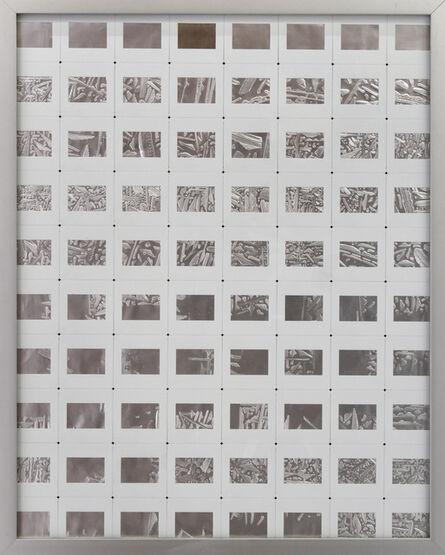 Marco Maggi, 'Sliding V', 2003