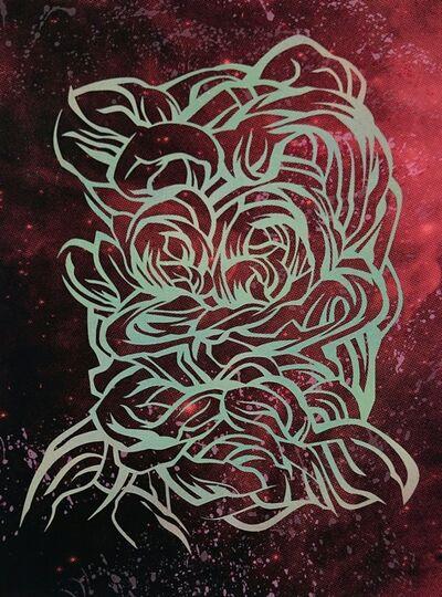 Emilio Perez, 'Untitled (Space Face)', 2014