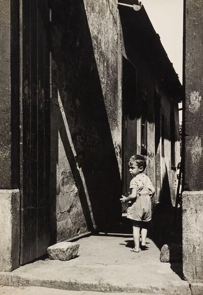 German Lorca, 'Tenement, 1949', vintage