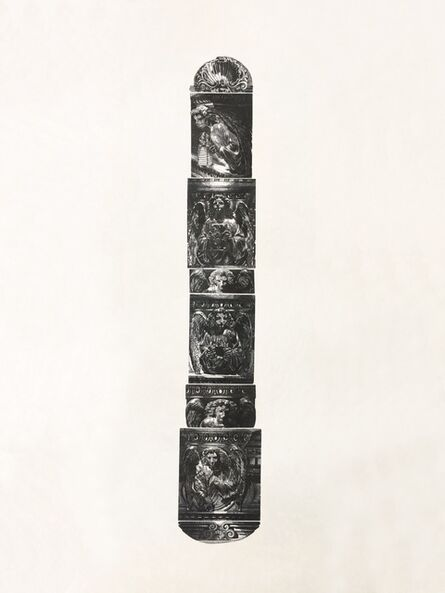 Anne Desmet, 'Tower of Angels', 2020