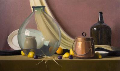 Robert Douglas Hunter, 'Green Pears – Purple Plums', Ca. early 1960s