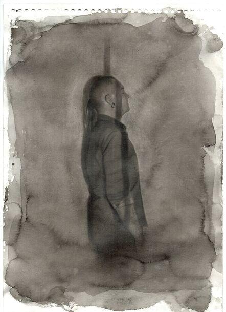 Johan Barrios, 'The line', 2015