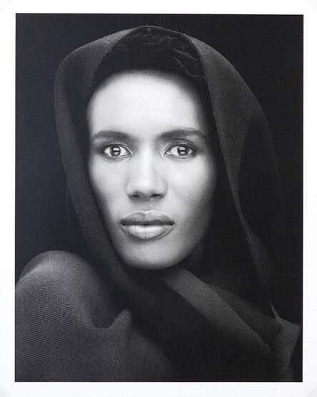 Robert Mapplethorpe, 'Grace Jones', 1988 shot -1992 print